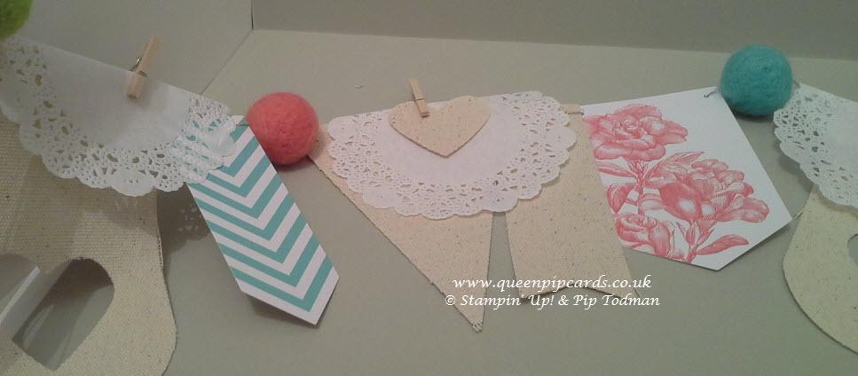 Sale-a-bration Banner Kit