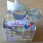 Creme Egg Gift bag in a box