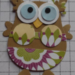 Hula Owl Finished