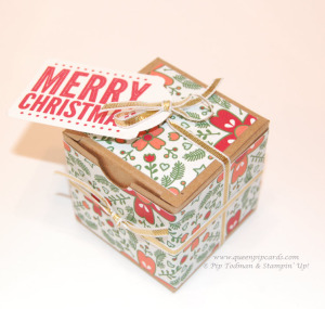Teeny Tiny Boxes Merry