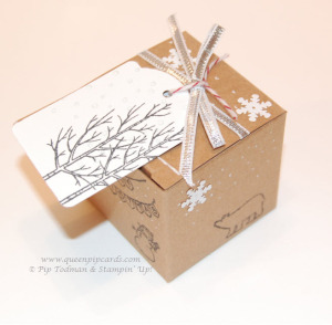 Teeny Tiny Boxes Tree