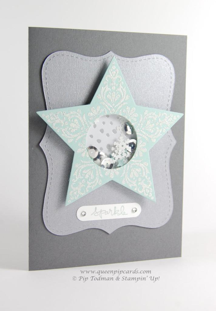 Shaker Star Card 2