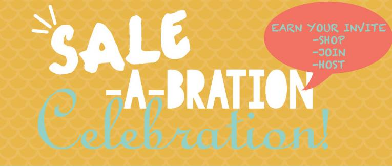 Sale-a-bration Celebration