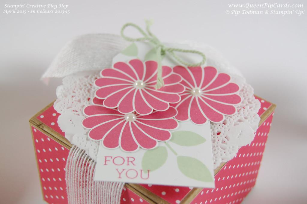 Strawberry Slush Box