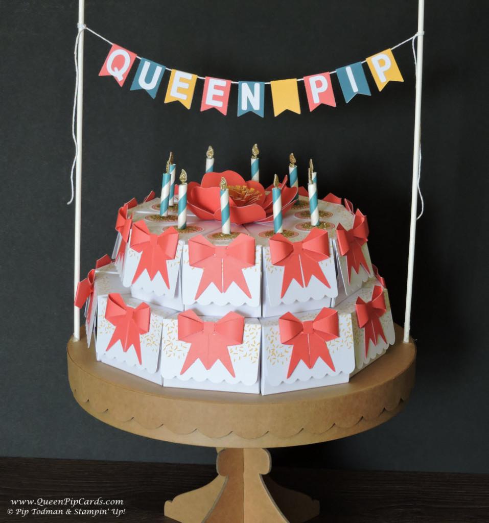 Retiring Favourites Sweet Stack Cake