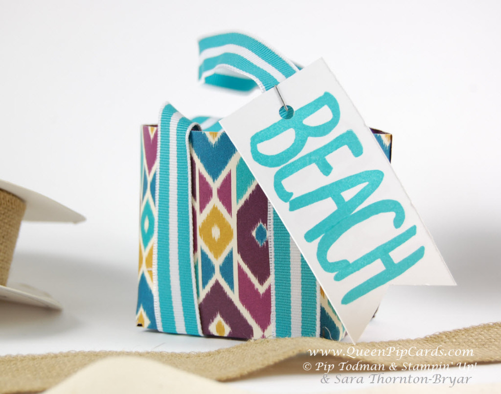 Beach Bag Baby!