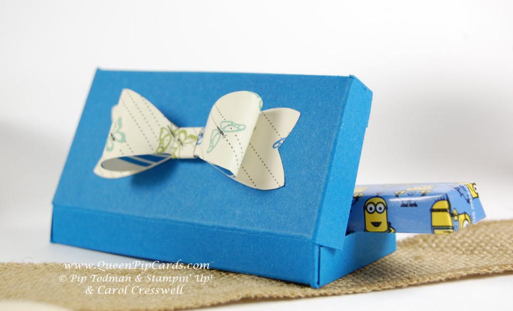 Minion Cute Box