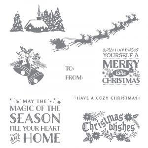 Cozy Christmas Item 139779