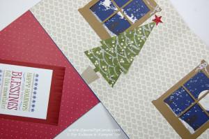 Room Fold Card Flat