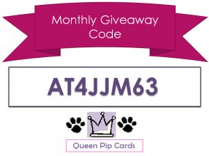 QPC Monthly Giveaway
