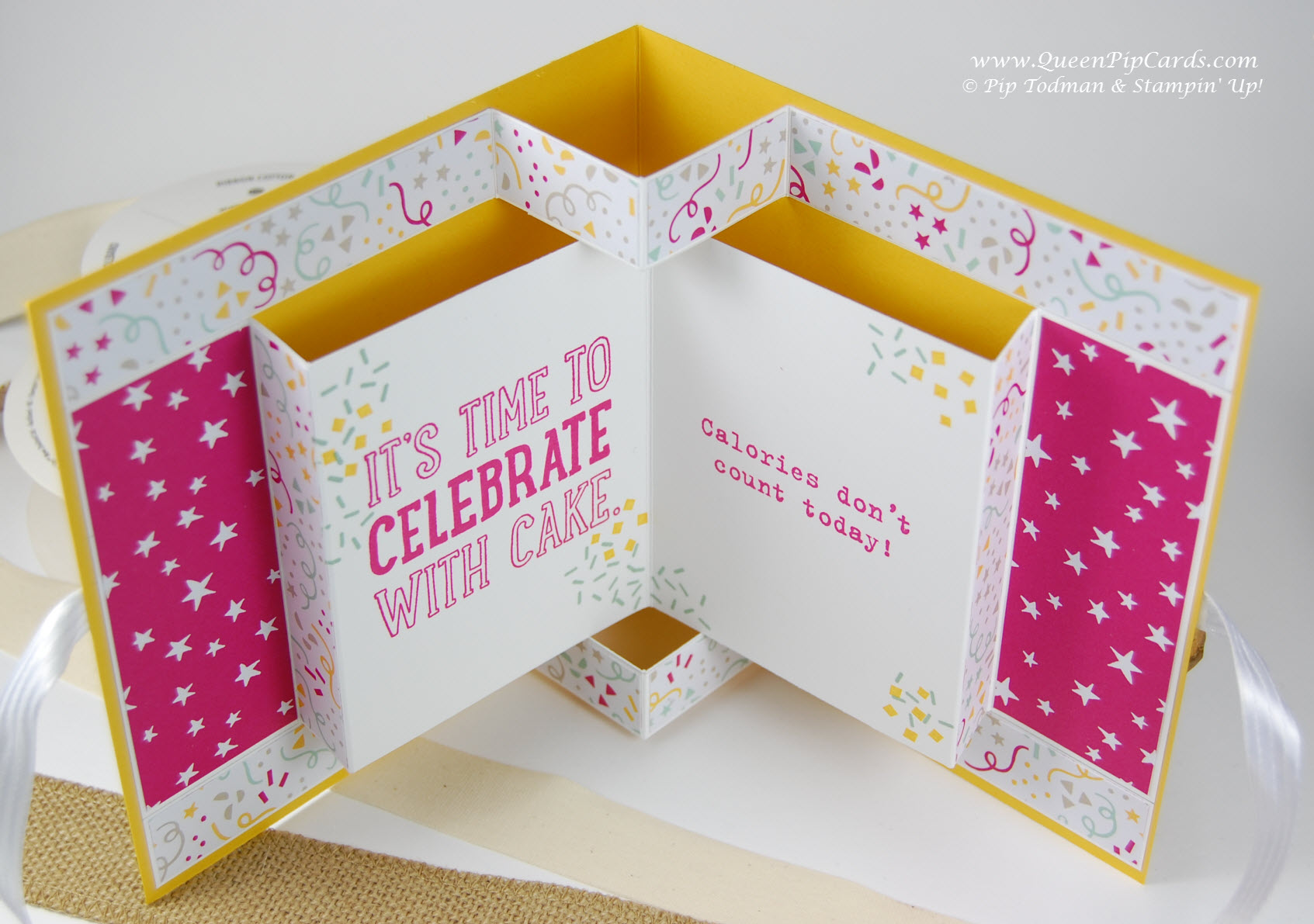 Check out my Stampin' Up shop for some wonderful, new and exciting products.