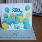 Sue P Pop Up Cards