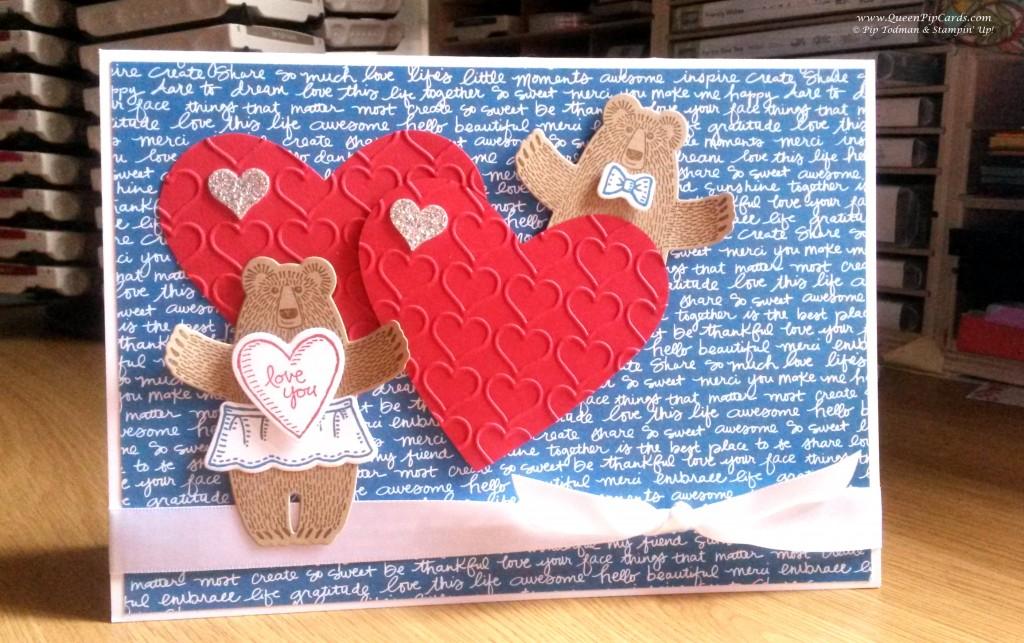 Bear Hugs Card