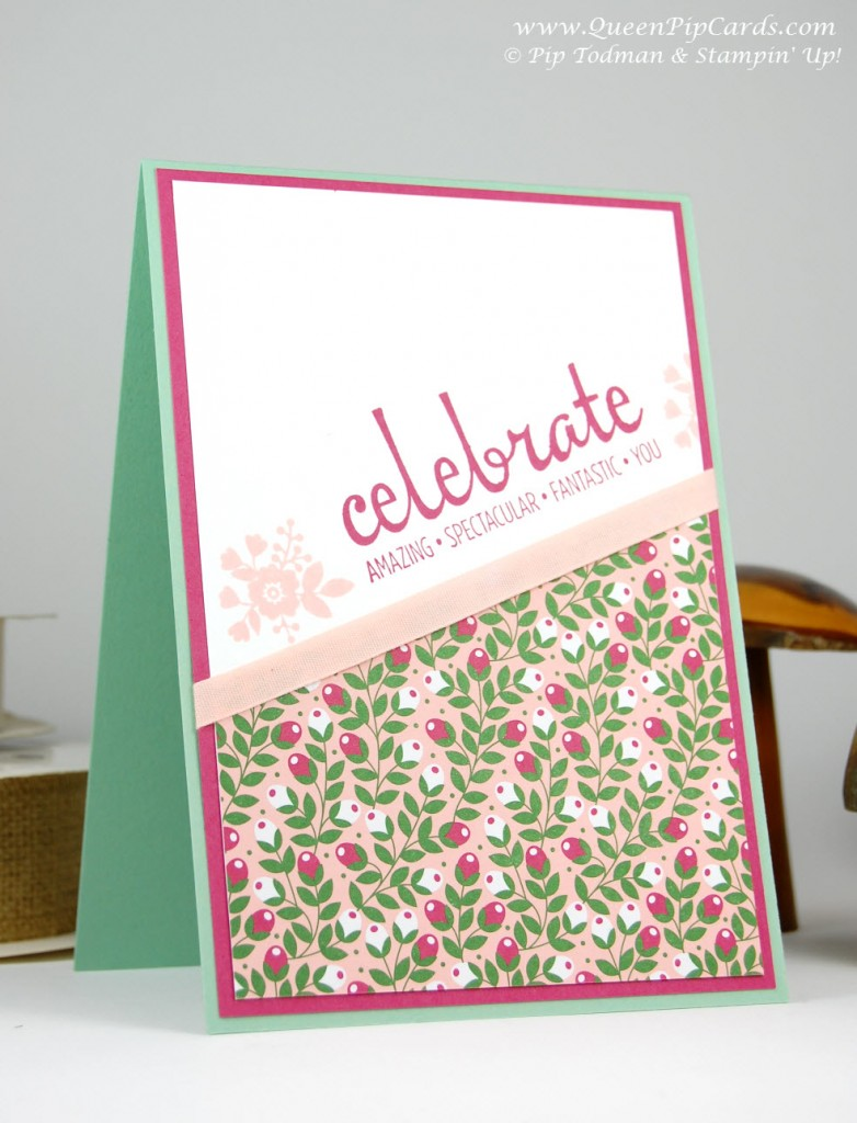 Simple Stamping Fabulous Four 1