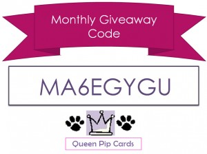QPC Monthly Giveaway Logo 1606