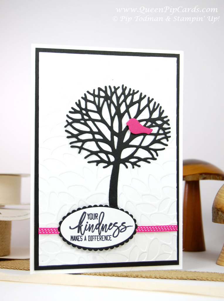 Card Inspiration Thoughtful Branches Card 1