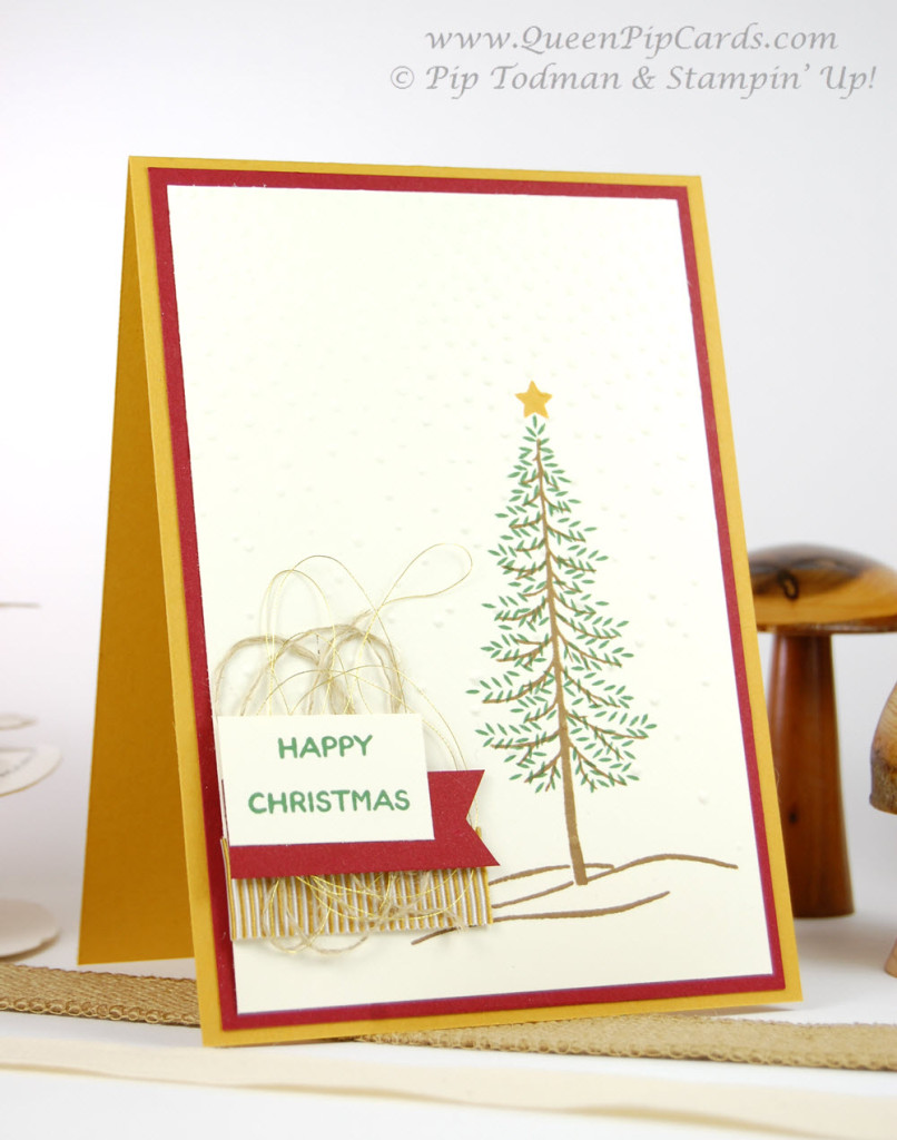 2 more Christmas Card Ideas