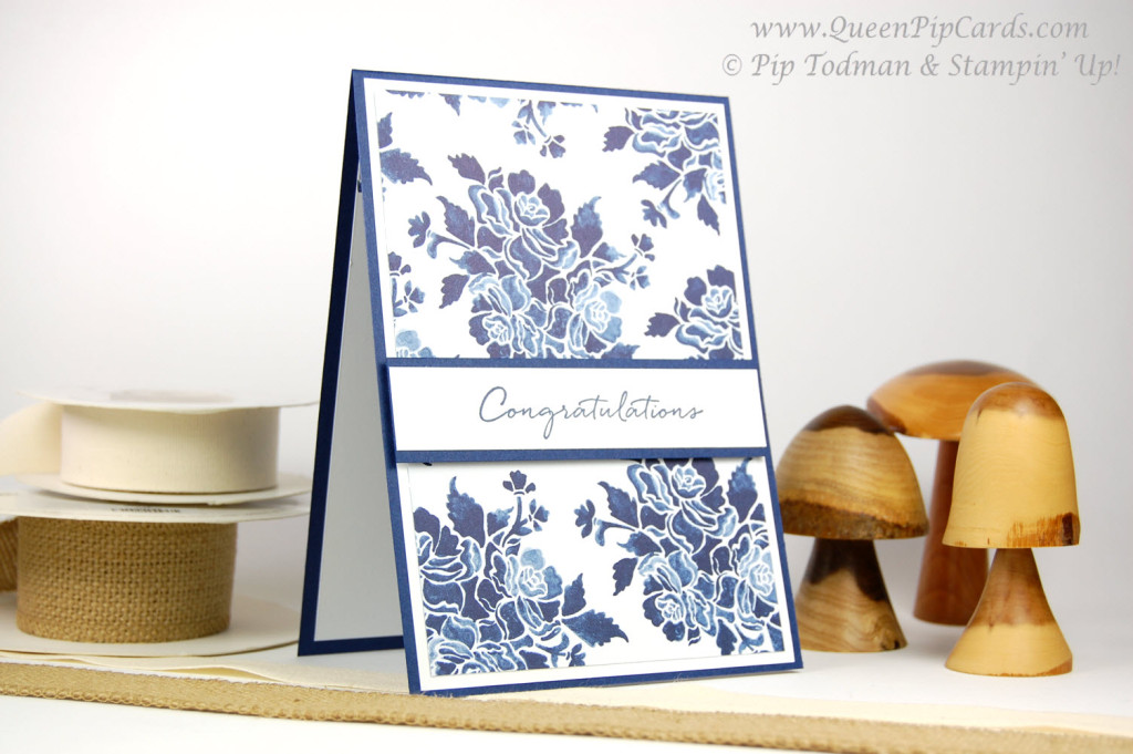 Floral Phrases Card Class