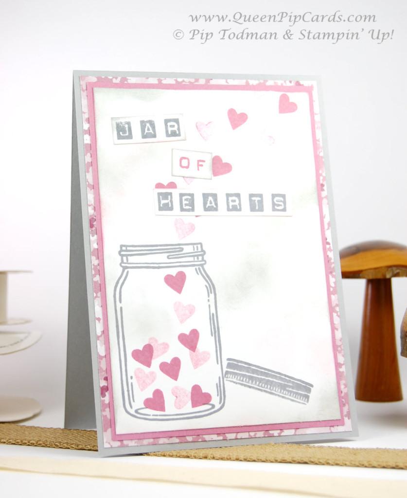 Jar of Hearts Smoky Slate 1
