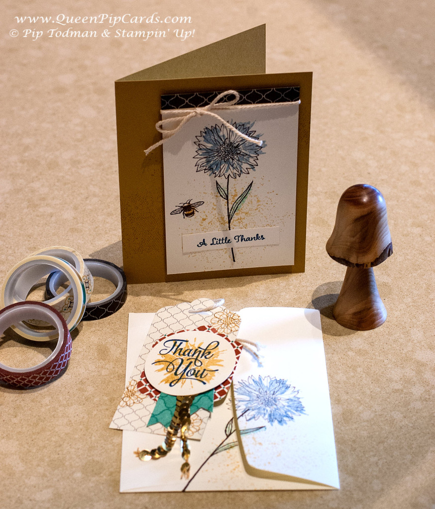 3 Smashing Craft Ideas for Adults Card and Tag