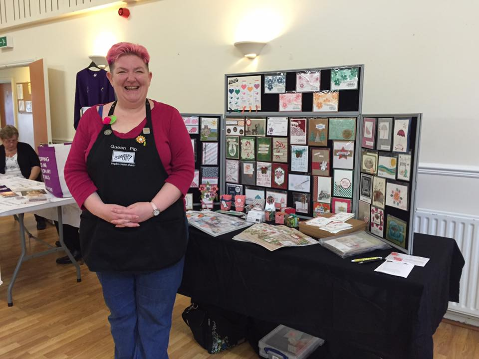 All about me at Greet & Grow Event