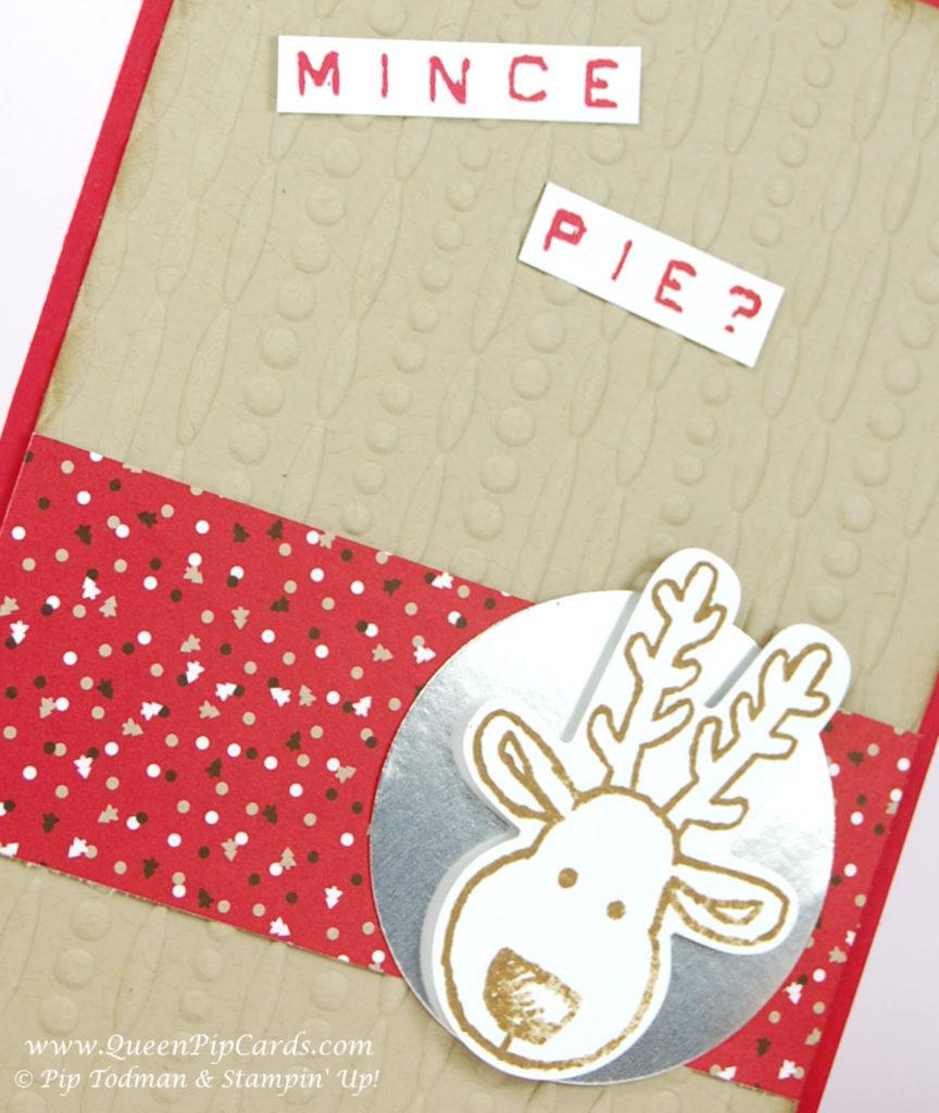 Cute Christmas Card Idea Reindeer Sm