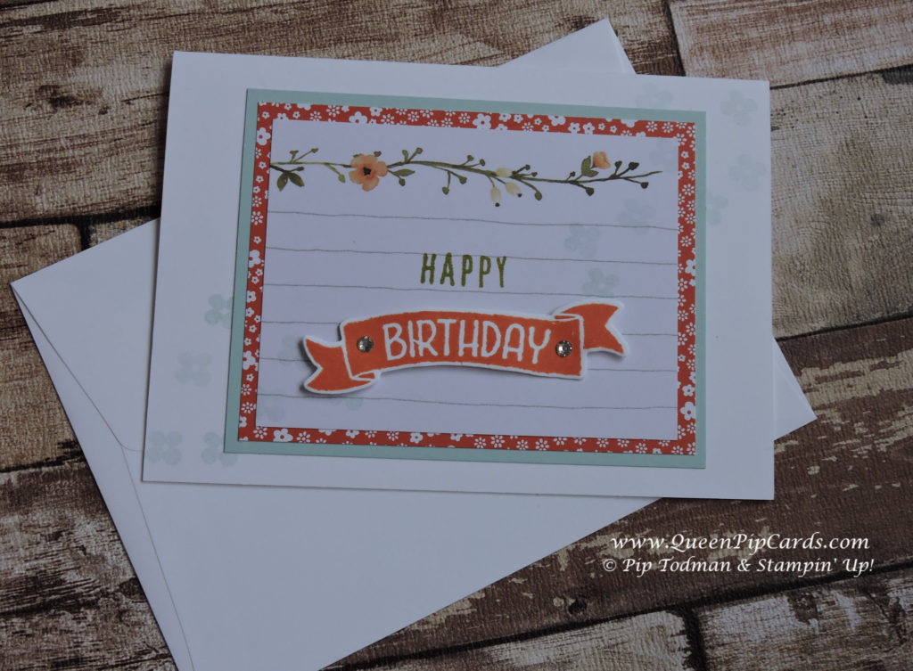 Not Just for Scrapbooking Happy Birthday 1