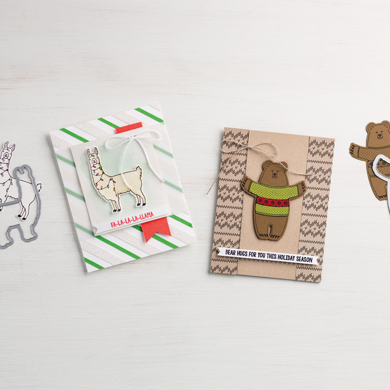 10 Things I Adore About Stampin' Up! Llama