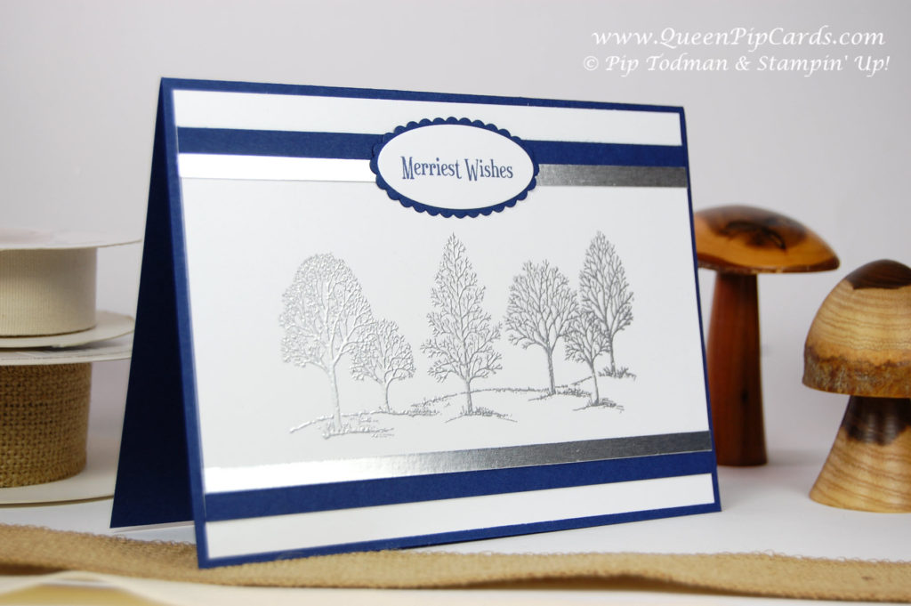 Leaves and Trees Card Ideas