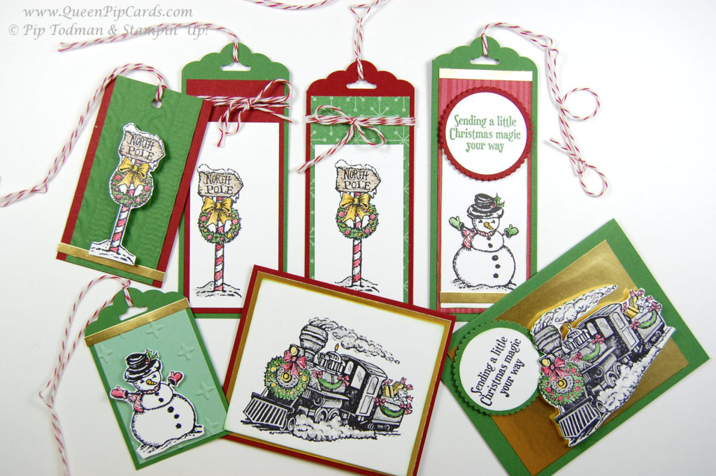 Spectacular Christmas Craft Retreat Tags large