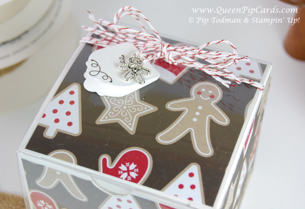 Gift Wrapping Ideas for Christmas Gingerbread