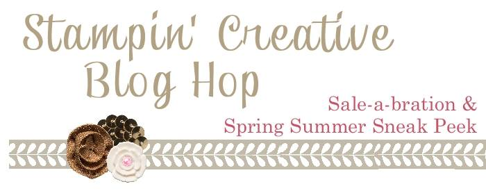 Stampin' Creative Sneak Peek 2017 Logo