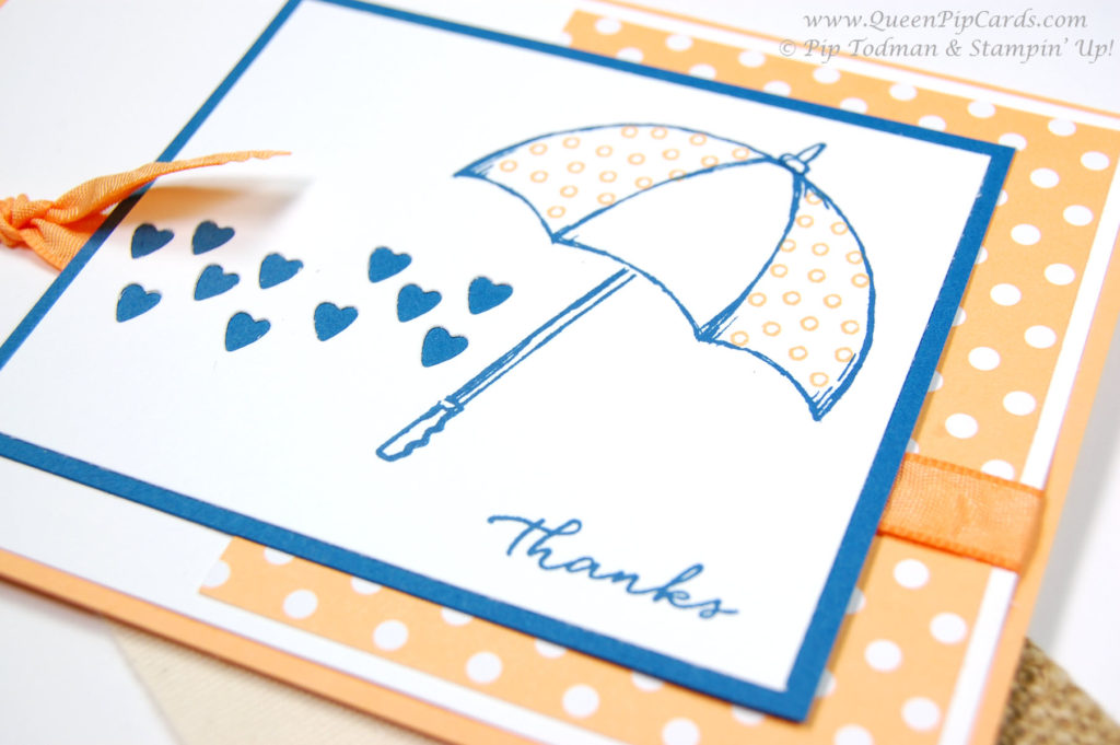 Weather Together Thank You Card Close