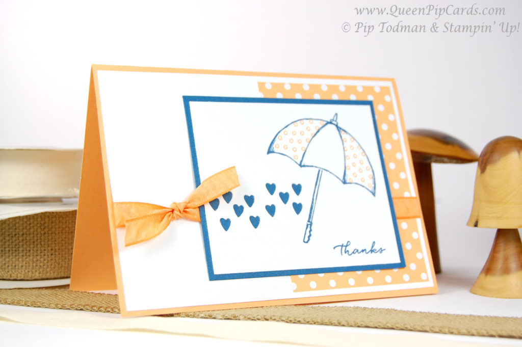 Weather Together Thank You Card Large