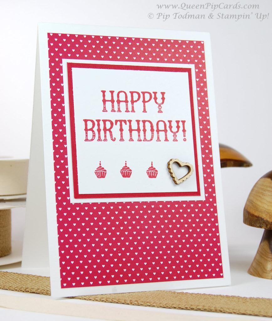 Window Shopping Birthday Card L