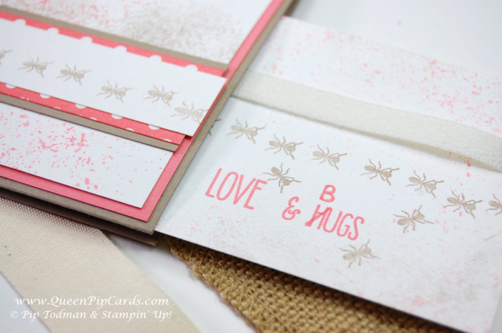 Wildlife by Stampin Creative Close Up