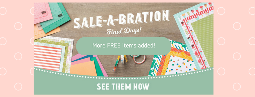 Extra Sale-a-bration Goodies small