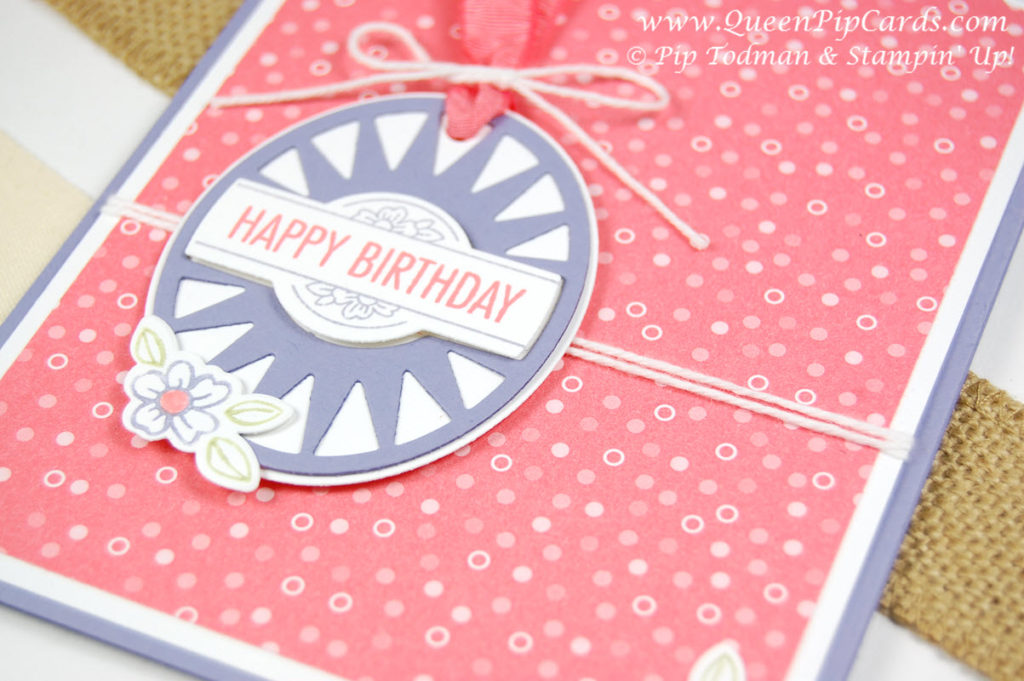 2 pretty card ideas Wisteria Close