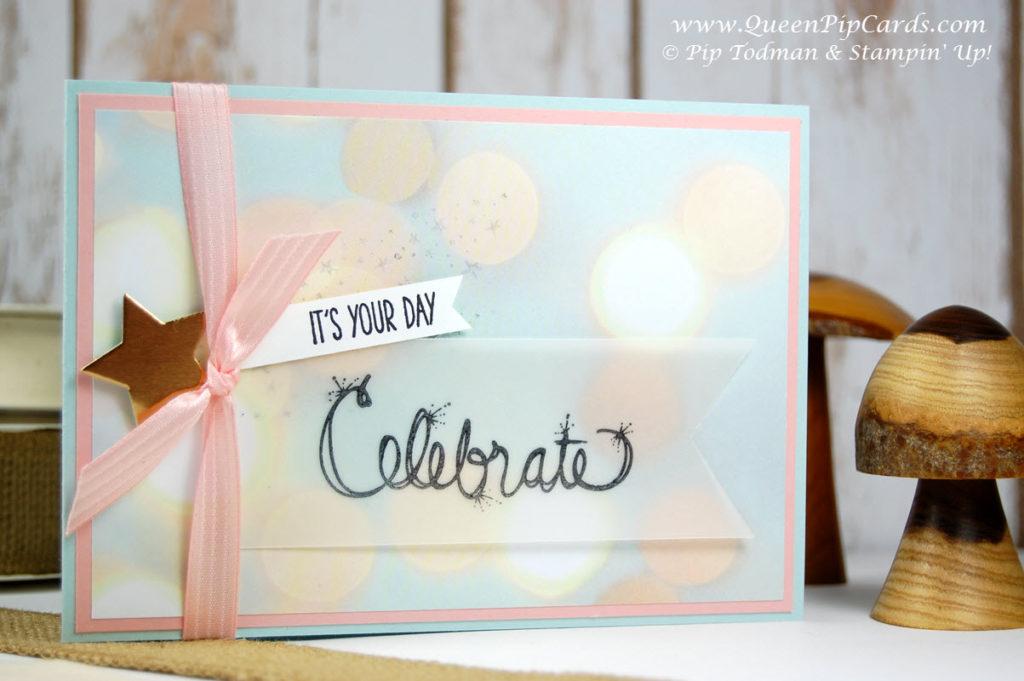 Love Sparkles Card Ideas Celebrate