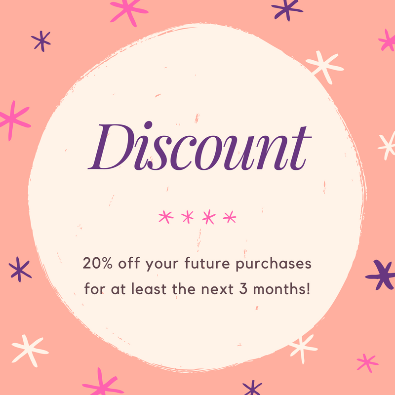 Now is the best time to join Discount