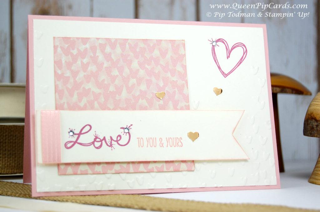 Love Sparkles Card Ideas Love