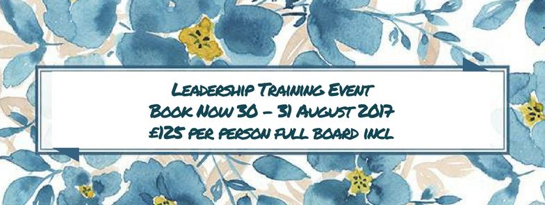 Business Angels Leadership Event details