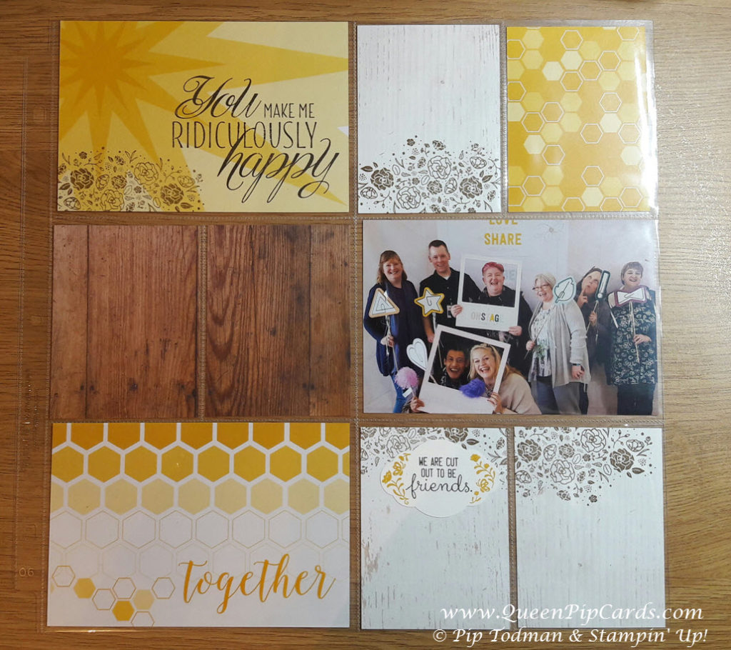 5 Top Tips for Memory Keeping Layouts. In today's blog I'm talking Scrapbooking, Memories and More and My 5 Top Tips. Pip Todman Queen Pip Cards Crafty Coach & UK Stampin' Up! Demonstrator www.queenpipcards.com fb.me/QueenPipCards #queenpipcards #stampinup #inspiringyourcreativity