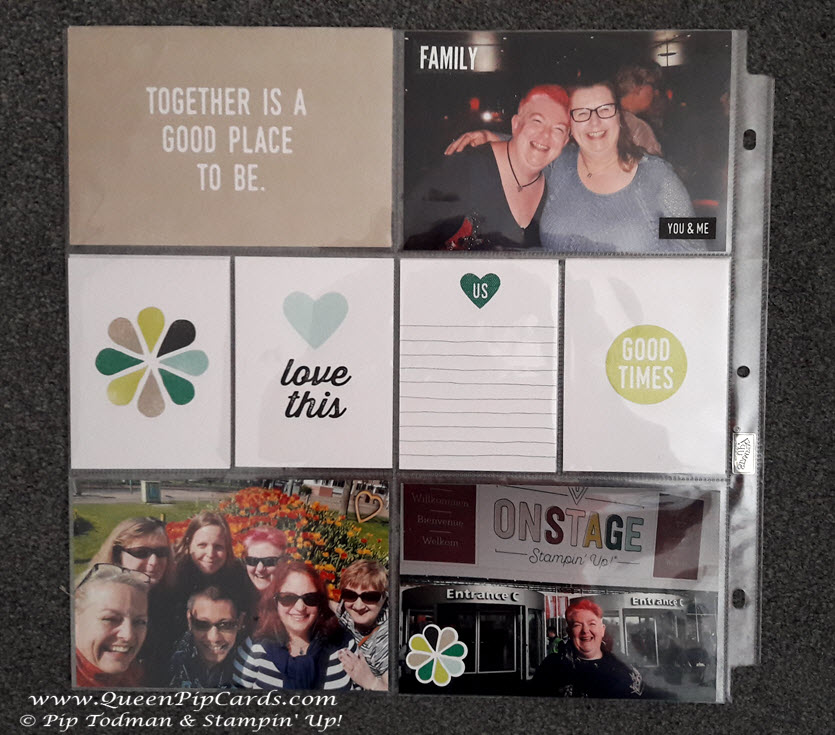 5 Top Tips for Memory Keeping Layouts Family In today's blog I'm talking Scrapbooking, Memories and More and My 5 Top Tips. Pip Todman Queen Pip Cards Crafty Coach & UK Stampin' Up! Demonstrator www.queenpipcards.com fb.me/QueenPipCards #queenpipcards #stampinup #inspiringyourcreativity