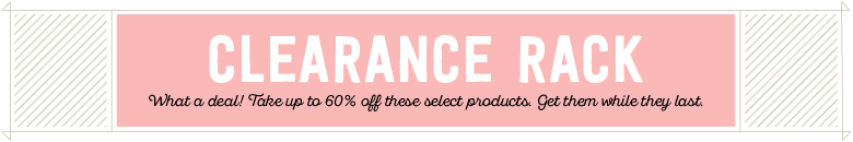 Clearance Rack Logo