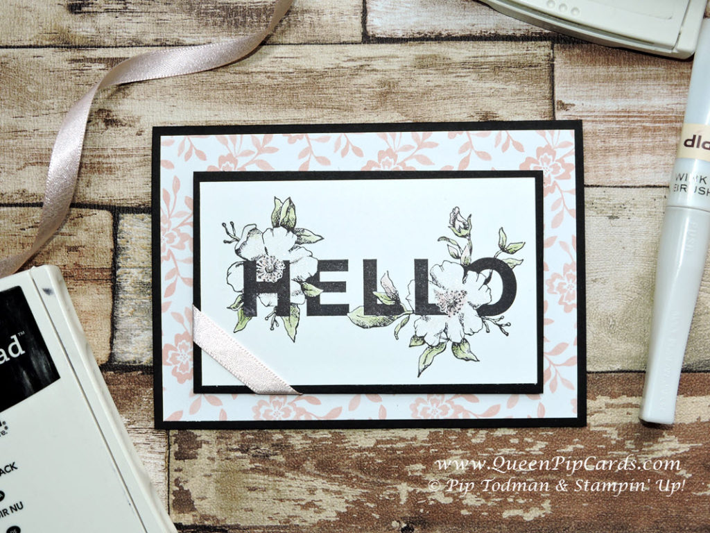 Why Should I Join Stampin' Up!? Why not? It's a wonderful deal, catch free and includes discount on craft stuff! What's not to love. It really is a wonderful offer, and it's great all year round, but this week is your last chance to add 2 extra free stampsets onto the deal. Saleabration 2018 Pip Todman Crafty Coach & Stampin' Up! Top UK Demonstrator Queen Pip Cards www.queenpipcards.com Facebook: fb.me/QueenPipCards #queenpipcards #stampinup #papercraft #inspiringyourcreativity #Saleabration2018