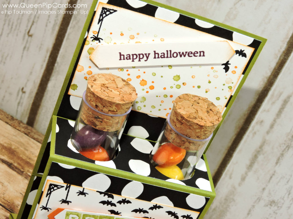 Half Term Craft Projects you can get going on now or save for a rainy day. Halloween Treat Tubes holder. Pip Todman Queen Pip Cards UK Stampin' Up! Demonstrator www.queenpipcards.com fb.me/QueenPipCards #queenpipcards #stampinup #papercraft #inspiringyourcreativity