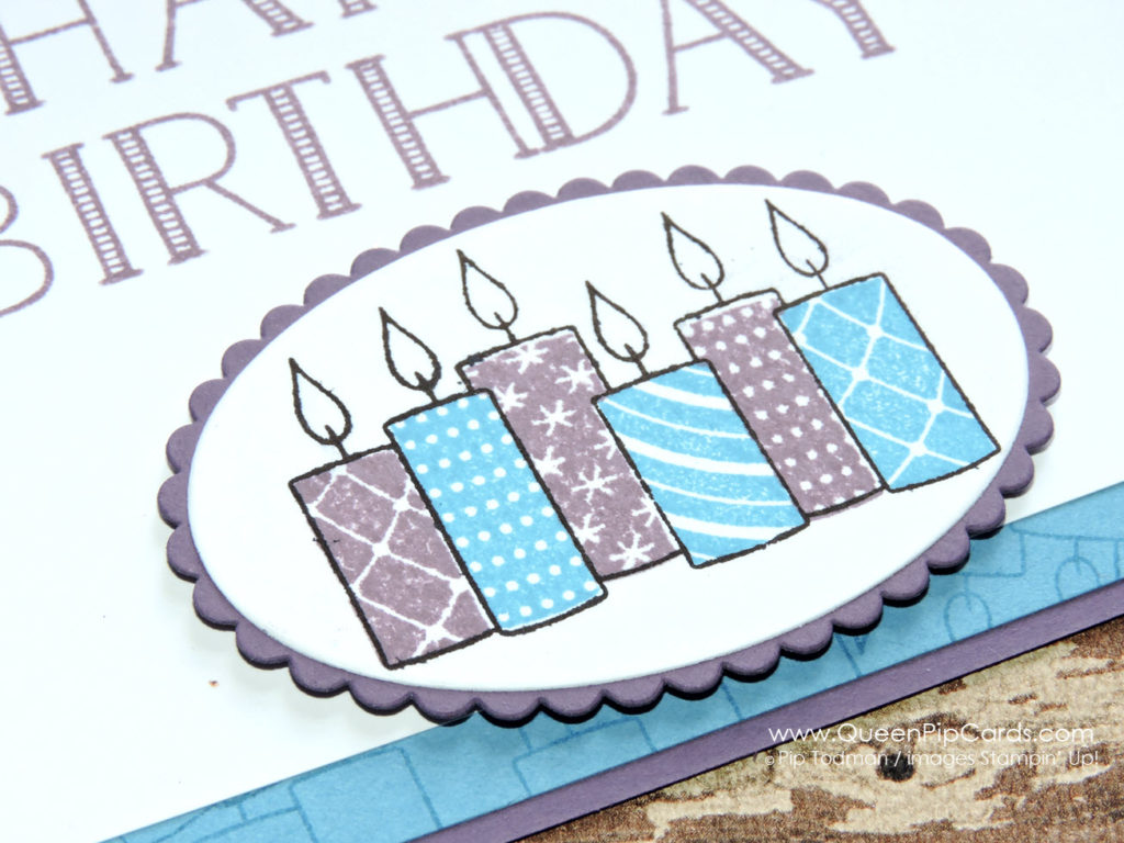 FREE Merry Patterns Host Set is great for Birthdays too! Pip Todman Crafty Coach & Stampin' Up! Demonstrator in the UK Queen Pip Cards www.queenpipcards.com Facebook: fb.me/QueenPipCards #queenpipcards #stampinup #papercraft #inspiringyourcreativity