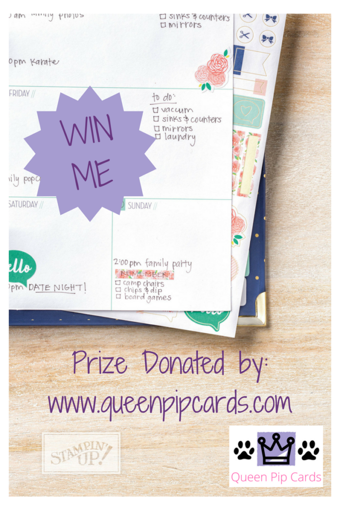 Competition Time with Networking Mummies! Win the glorious Love Today Planner!   Pip Todman Crafty Coach & Stampin' Up! Demonstrator in the UK Queen Pip Cards www.queenpipcards.com Facebook: fb.me/QueenPipCards  #queenpipcards #stampinup #papercraft #inspiringyourcreativity