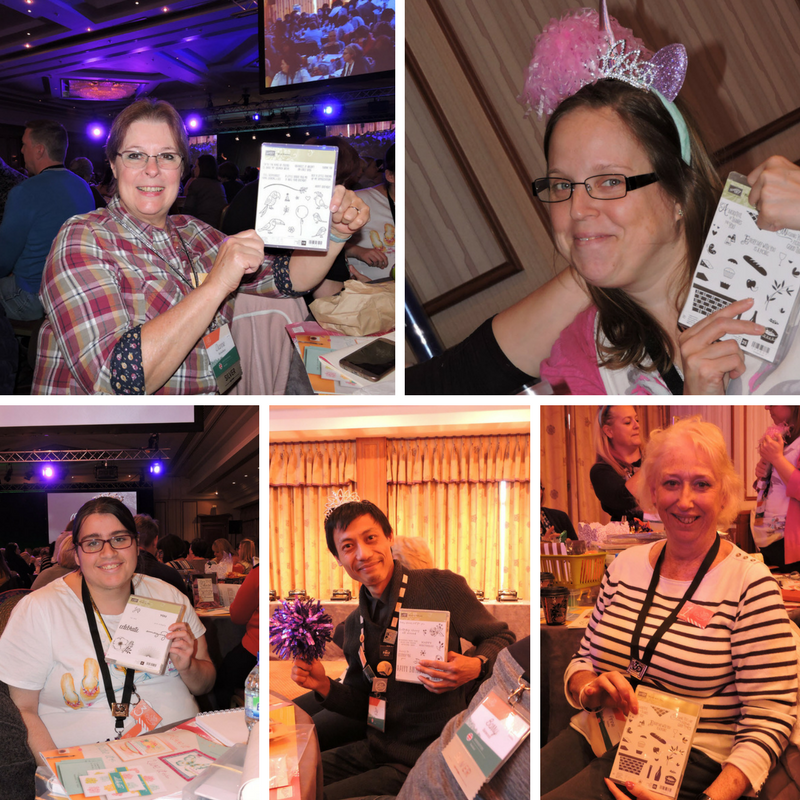 OnStage 2017 was amazing and I have so much to tell you! Pip Todman Crafty Coach & Stampin' Up! Demonstrator in the UK Queen Pip Cards www.queenpipcards.com Facebook: fb.me/QueenPipCards #queenpipcards #stampinup #papercraft #inspiringyourcreativity